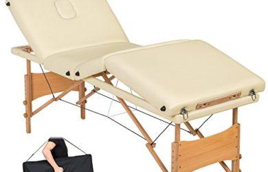amazon holz klappbare massageliege kaufen günstig