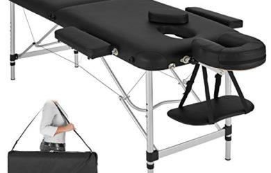 alu massageliege mobile