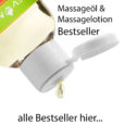 Bestseller Massageöl Massagelotion