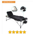 bestseller massageliegen klappbar