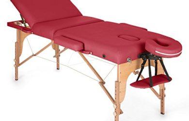 Hochwertige Massageliege