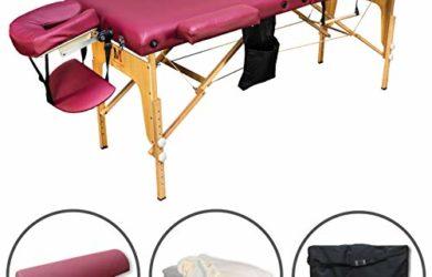 Massage-Liege klappbar