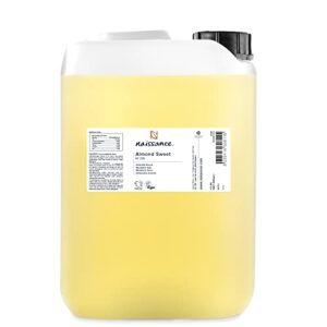 natürliches Mandelöl