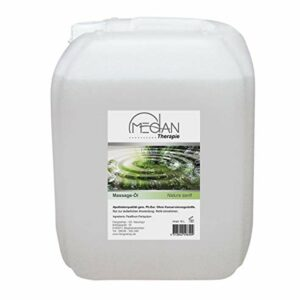Massageöl Medan Natura Sanft 10 Liter