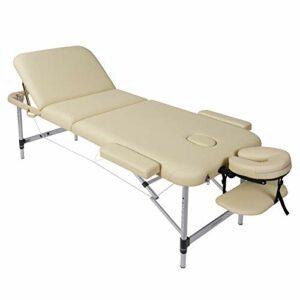 Mobile Massageliege höhenverstellbar