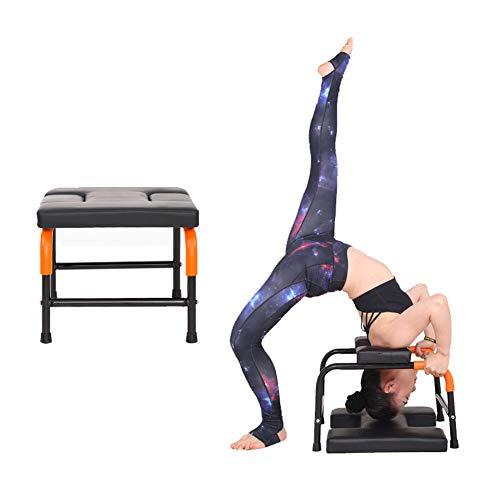 yogastuhl kopfstand