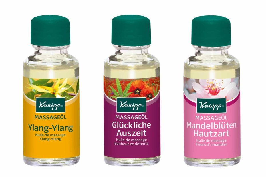 Kneipp Massageöl